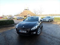 Used Peugeot 508 508 e-HDi 115 Allure 4 door EGC