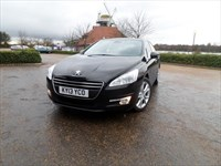 Used Peugeot 508 508 HDi 163 Allure 4 door Auto
