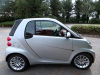 Used Smart Car Fortwo Coupe Passion mhd 2 door Softouch Auto [2010]