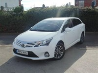 Used Toyota Avensis V-matic TR 5 door M-Drive S
