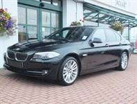 Used BMW 525d 5-series SE 4 door Step Auto [Professional Media]