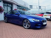 Used BMW M6 M6 4 door DCT Gran Coupe