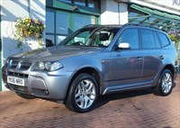 Used BMW X3 3.0d M Sport 5 door Step Auto