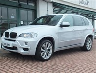 Used BMW X5 xDrive30d M Sport 5 door Auto