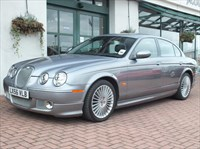 Used Jaguar S-Type 2.7d V6 XS 4 door Auto