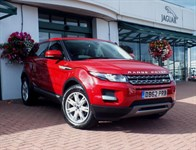 Used Land Rover Range Rover Evoque SD4 Pure 5 door [Tech Pack]