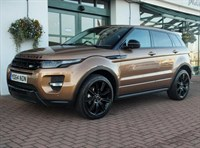 Used Land Rover Range Rover Evoque SD4 Dynamic 5 door Auto [9] [Plus pack]