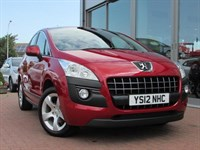 Used Peugeot 3008 e-HDi 112 Active II 5 door EGC