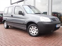 Used Peugeot Partner Combi 6 door