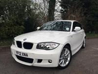 Used BMW 120d 1 SERIES M Sport 3 door