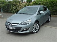 Used Vauxhall Astra CDTi 16V Elite 5 door Auto