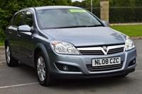 Used Vauxhall Astra 1.8i VVT Design 5 door Auto
