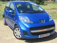 Used Peugeot 107 Urban 5 door