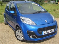 Used Peugeot 107 Active 5 door