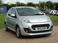 Used Peugeot 107 Allure 5 door