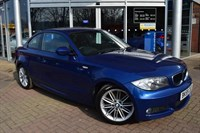 Used BMW 120d 1 SERIES M Sport 2 door