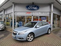 Used Chevrolet Cruze VCDi LT 4 door