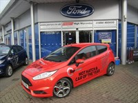 Used Ford Fiesta EcoBoost ST-2 3 door