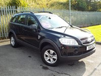 Used Chevrolet Captiva VCDi LS 5 door FWD