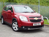 Used Chevrolet Orlando VCDi 163 LTZ 5 door