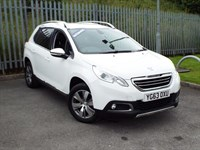 Used Peugeot 2008 e-HDi Allure 5 door EGC