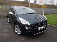 Used Peugeot 3008 HDi 163 Allure 5 door Auto