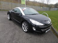 Used Peugeot RCZ HDi GT 2 door