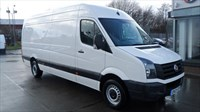 Used VW Crafter TDI 143PS High Roof Van