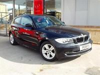 Used BMW 118d 1 SERIES SE 3 door