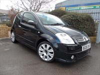 Used Citroen C2 1.6i 16v Code 3 door