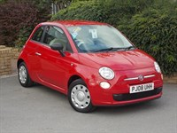 Used Fiat 500 Pop 3 door