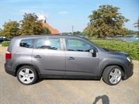 Used Chevrolet Orlando VCDi 163 LTZ 5 door Auto [Exec Pack]