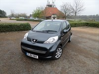 Used Peugeot 107 Urban 5 door 2-Tronic