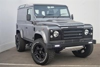 Used Land Rover Defender Hard Top TDCi [2.2]