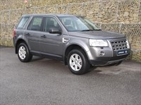 Used Land Rover Freelander Td4 e GS 5 door