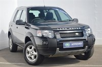 Used Land Rover Freelander Td4 Adventurer Station Wagon 5 door