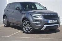 Used Land Rover Range Rover Evoque SD4 Dynamic 5 door [Lux Pack]