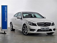Used Mercedes C220 C-Class CDi 7G-Tronic BlueEFFICIENCY AMG Sport Edition