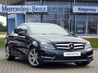 Used Mercedes C250 C-Class CDi 7G-Tronic BlueEFFICIENCY AMG Sport