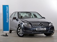 Used Mercedes C180 C-Class 7G-Tronic BlueEFFICIENCY Executive SE