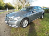 Used Mercedes E200 E-Class CDI BlueEFFICIENCY 7G-Tronic S