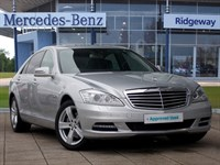 Used Mercedes S350 S-Class CDi BlueTec 7G-Tronic