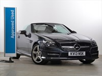Used Mercedes SLK-Class CDi 7G-Tronic BlueEFFICIENCY Sport