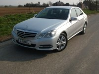 Used Mercedes E200 E-Class CDI BlueEFFICIENCY Avantgarde
