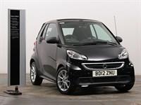 Used Smart Car Fortwo Cabrio