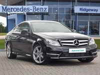 Used Mercedes C220 C-Class CDi 7G-Tronic BlueEFFICIENCY Sport Edition