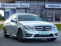 Used Mercedes C250 C-Class CDi 7G-Tronic BlueEFFICIENCY AMG Sport Plus