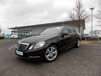 Used Mercedes E250 E-Class CDI BlueEFFICIENCY Avantgarde