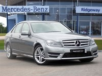 Used Mercedes C CLASS AMG Sport