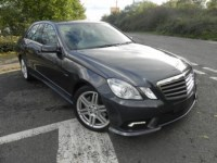 Used Mercedes E200 E-Class CDI BlueEFFICIENCY 7G-Tronic Sport